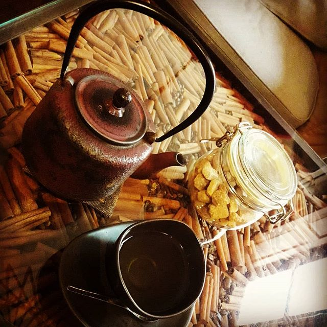 L'heure du thé - Digital nomade